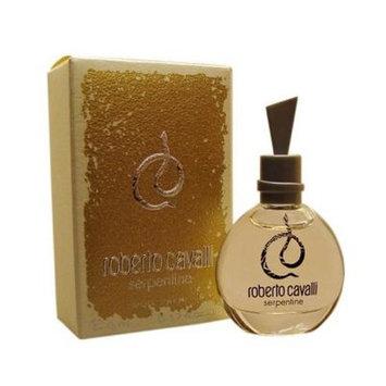 SERPENTINE by Roberto Cavalli .17 oz EDP Women Splash Perfume Mini NIB 5 ml