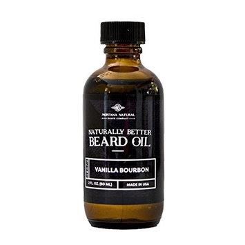 Naturally Better Vanilla Bourbon Beard Oil & Conditioner