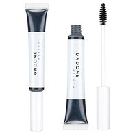 Multi-Dimensional Holographic Black Mascara. Light Reflecting Pigments Light Up Lashes – UNDONE BEAUTY Light On Mascara. Castor Oil to Nourish & Condition. Vegan & Cruelty Free. HOLOGRAPHIC BLACK