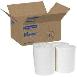 Kleenex Premiere Paper Towel Center Pull Roll, 8 x 15'