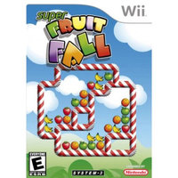 Crave Super Fruit Fall for Nintendo Wii