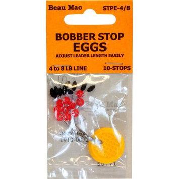 Beau Mac Bobber Stop Eggs (4-8 LB 40 PACK)