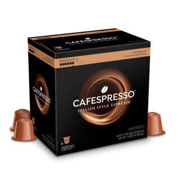 Trilliant Food Cafespresso Medosto, Nespresso ® Compatible Capsules, 60 count (5 g) capsules, Intensity Level 6