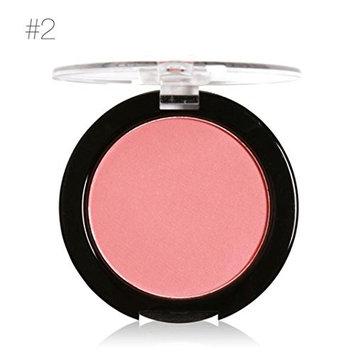 Binmer(TM) MARIA AYORA Repair Capacity Powder Block Blush Exquisite Rosy Gloss Fine Outline