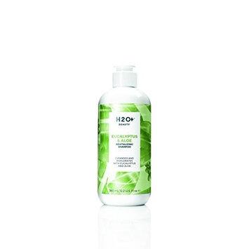 H2O Plus Eucalyptus & Aloe Revitalizing Shampoo, 12.2 Ounce by H2O Plus