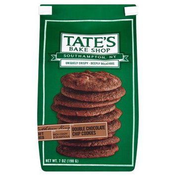 Tate's Bake Shop Tates, Cookie Doubl Chocolate Chip, 7 Oz (Pack Of 6)