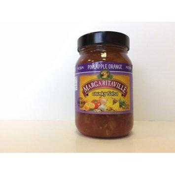Margaritaville Pineapple Orange Medium Chunky Salsa