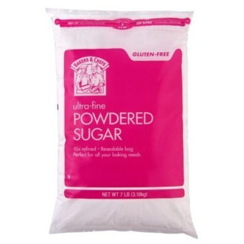 Daily Chef 10 Times Ultra Fine Powdered Sugar - 7 lb. bag