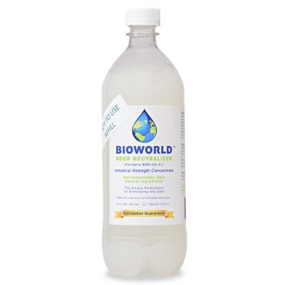 BioWorld Odor Neutralizer - Ready-to-Use (1 Liter)