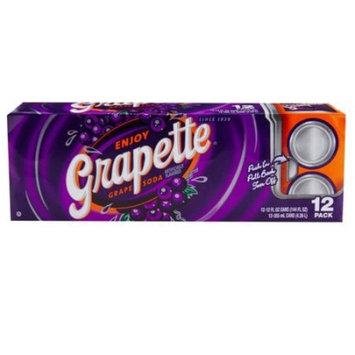 Sam's Choice Grape Soda Cans, 12 Fl Oz, 12 Count