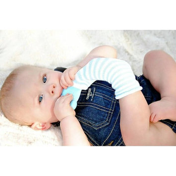 Teething Toes - Blue Teether Baby Toy