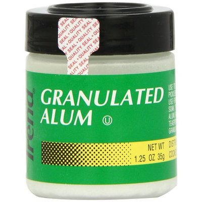 McCormick Spice Trend Alum, Granulated, 1.25 OZ (Pack of 6)