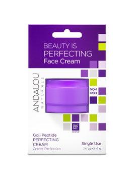 Beauty Is Perfecting Face Cream Pod Andalou Naturals .14 oz Cream