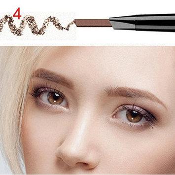 Creazy Waterproof Eye Brow Eyeliner Eyebrow Pen Pencil With Brush Makeup Cosmetic Tool