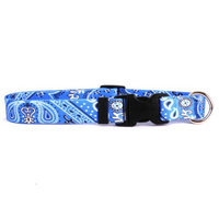Yellow Dog Design BR100XS Bandana Red Standard Collar - Extra Small