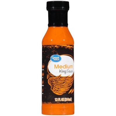 Great Value Medium Wing Sauce