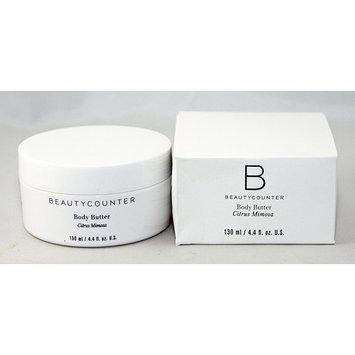 BeautyCounter Beauty Counter Body Butter Citrus Mimosa 4.4 oz