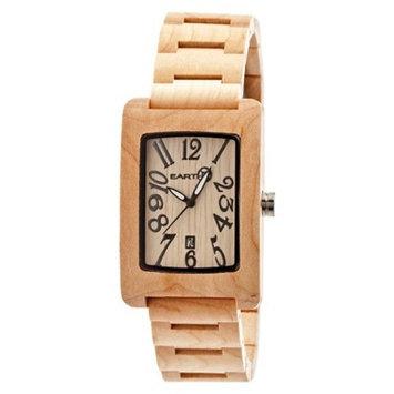 EARTH Men's Wristwatch Khaki