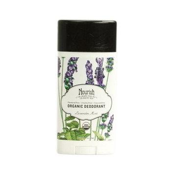 Nourish Organic Deodorant Lavender Mint Sensible Organics 2.2 oz Stick by Sensible Organics