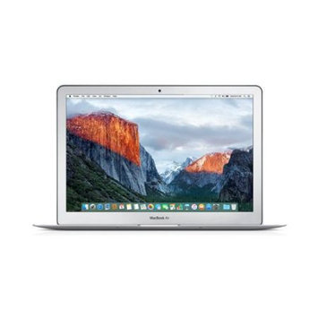 Monoprice Apple 13.3-inch MacBook Air 1.6GHz Dual-core Intel Core i5 FJVG2LL/A Apple Recertified - 1 Year Warranty
