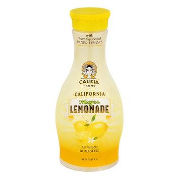 Califia Farms California Meyer Lemonade, 48.0 FL OZ