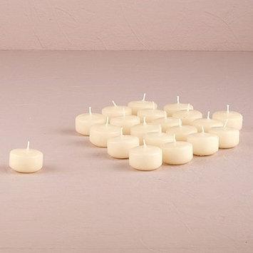 Weddingstar 4021-79 Regular Size Round Candles- Ivory