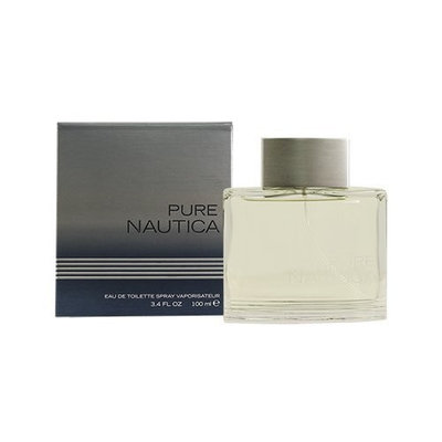 Pure Nautica Nautica 3.4 oz EDT Spray For Men