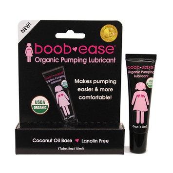 bamboobies Lanolin-Free Breast Pump Lubricant, 1 Tube