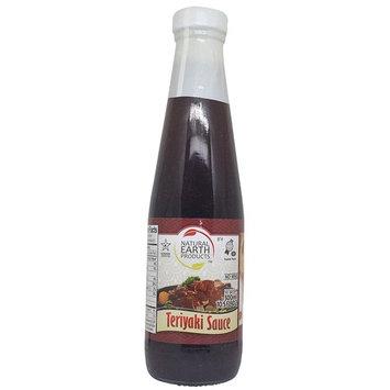Natural Earth Teriyaki Sauce - Kosher Certified - 10.5 Fl Oz.
