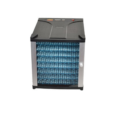 HomCom 8 Tray 800W Fruit and Vegetable Dryer Food Dehydrator w/Timer