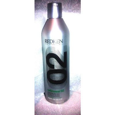 Redken Satinwear 02 Utimate Blow Dry Lotion Hair Styling Creams 16.9 oz