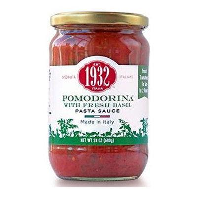Menu 1932 Pomodorina with Fresh Basil Pasta Sauce - 24 oz