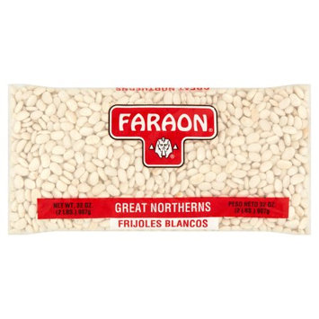 Faraon Foods Faraon Great Northerns Beans, 32 oz