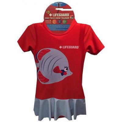 Lifeguard Girls' 1-Piece Swim Trainer