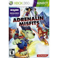 Konami Digital Entertainment Konami Adrenalin Misfits for Kinect on Xbox 360