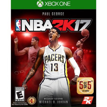 Take 2 Interactive NBA 2K17 - Pre-Owned (Xbox One)