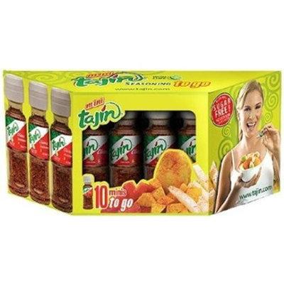 Tajin Mini with Lime Seasoning to go 10 minis Tajin Seasoning with Lime 10 Minis to Go, 10/.35 Oz. Bottles (2 pack)