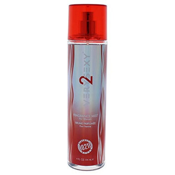Beverly Hills 90210 Very 2 Sexy Fragrance Mist, 8 Fluid Ounce
