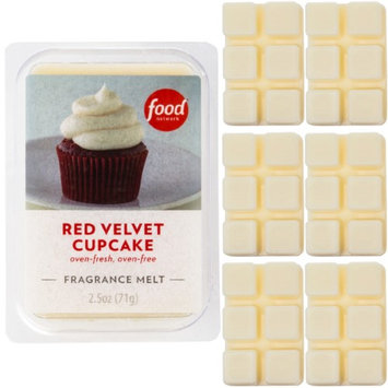 Food Network 6-pc. Red Velvet Cupcake Wax Melts