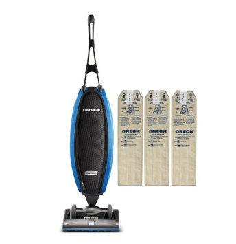 Oreck Magnesium Lightweight Bagged Upright Vacuum, LW100LR