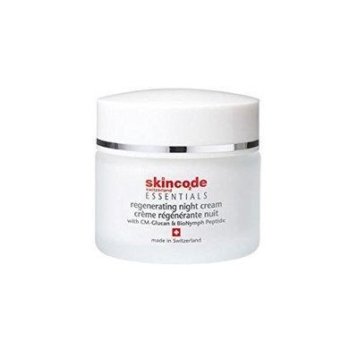 Skincode Essentials Regenerating Night Cream 50ml by Skincode AG