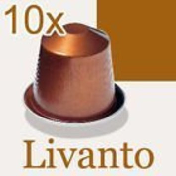 Nespresso OriginalLine: Livanto, 10 Capsules -