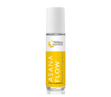 Basic Vigor Nutraceuticals Asana Flow Aromatherapy Roll-On 10 ml from Halsa Essentials
