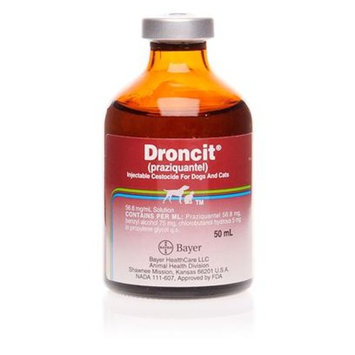 Droncit Injectable [Options : 10mL Injectible]