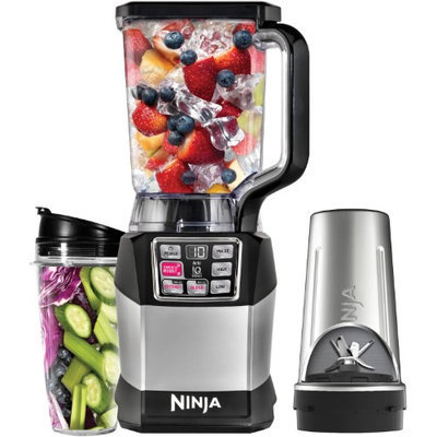 Nutri Ninja BL490UK Nutrient Extractor with Auto-iQ
