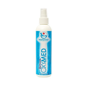 TropiClean OxyMed Medicated Soothing Pet Spray, 8 fl. oz.
