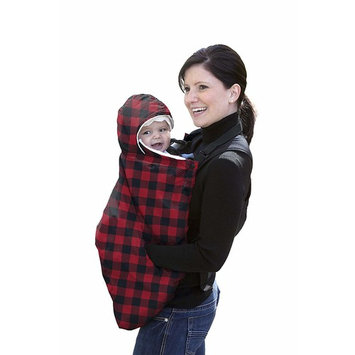 Jolly Jumper Jolly Jumper Snuggle Cover- Buffalo Plaid, red Plaid