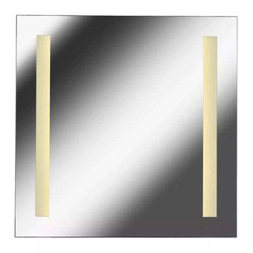Kenroy Home Rifletta 26 in. x 26 in. LED Mirror