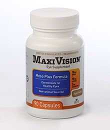 Maxivision Meso Plus 90 CT - 1 Bottle