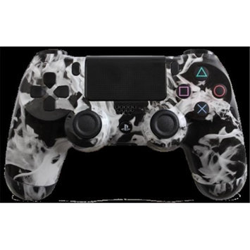 Evil Controllers 4iWFC White Fire Custom PlayStation 4 Controller